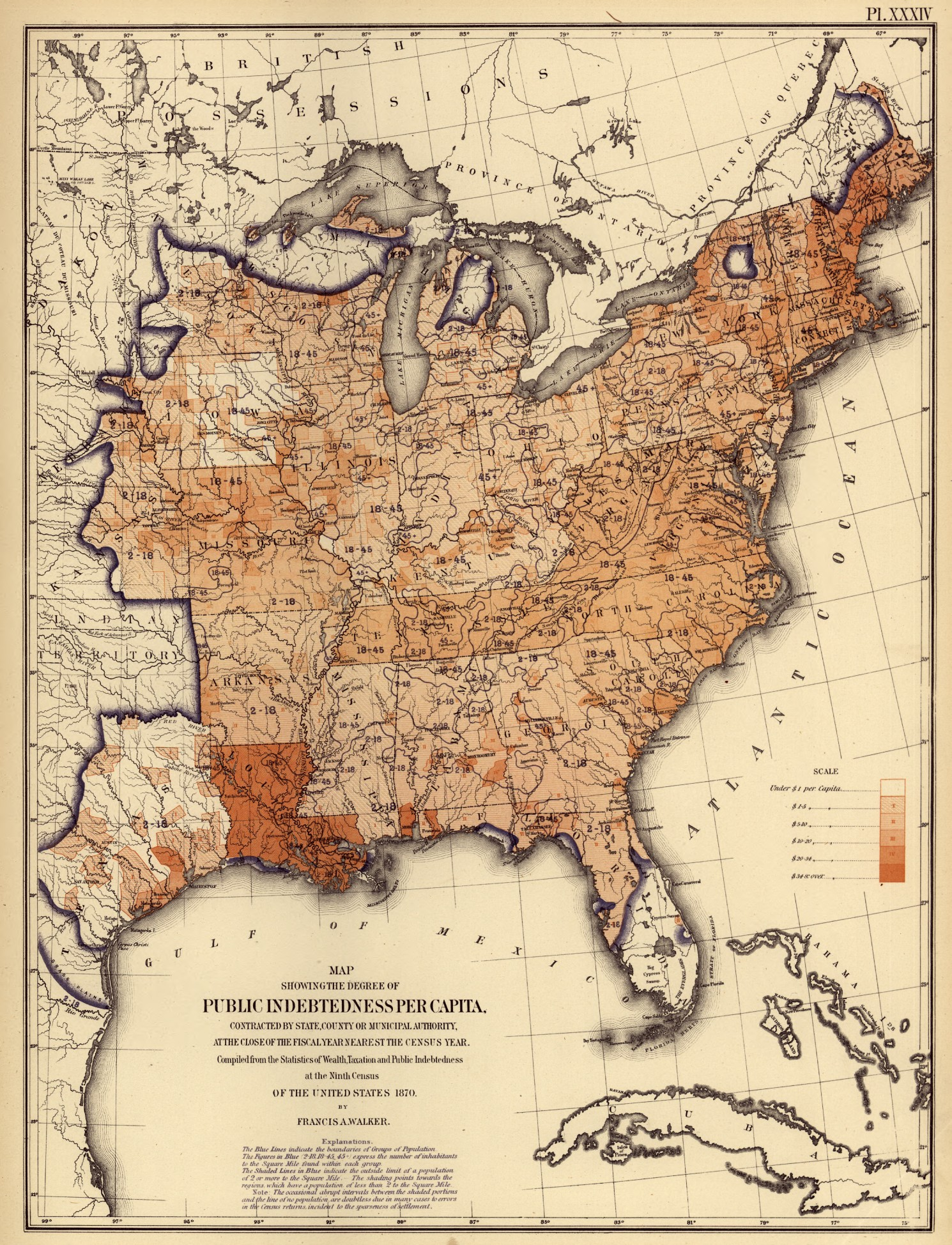 United States In Map United States Mappery FileUnited States - Map of wealth distribution in the us