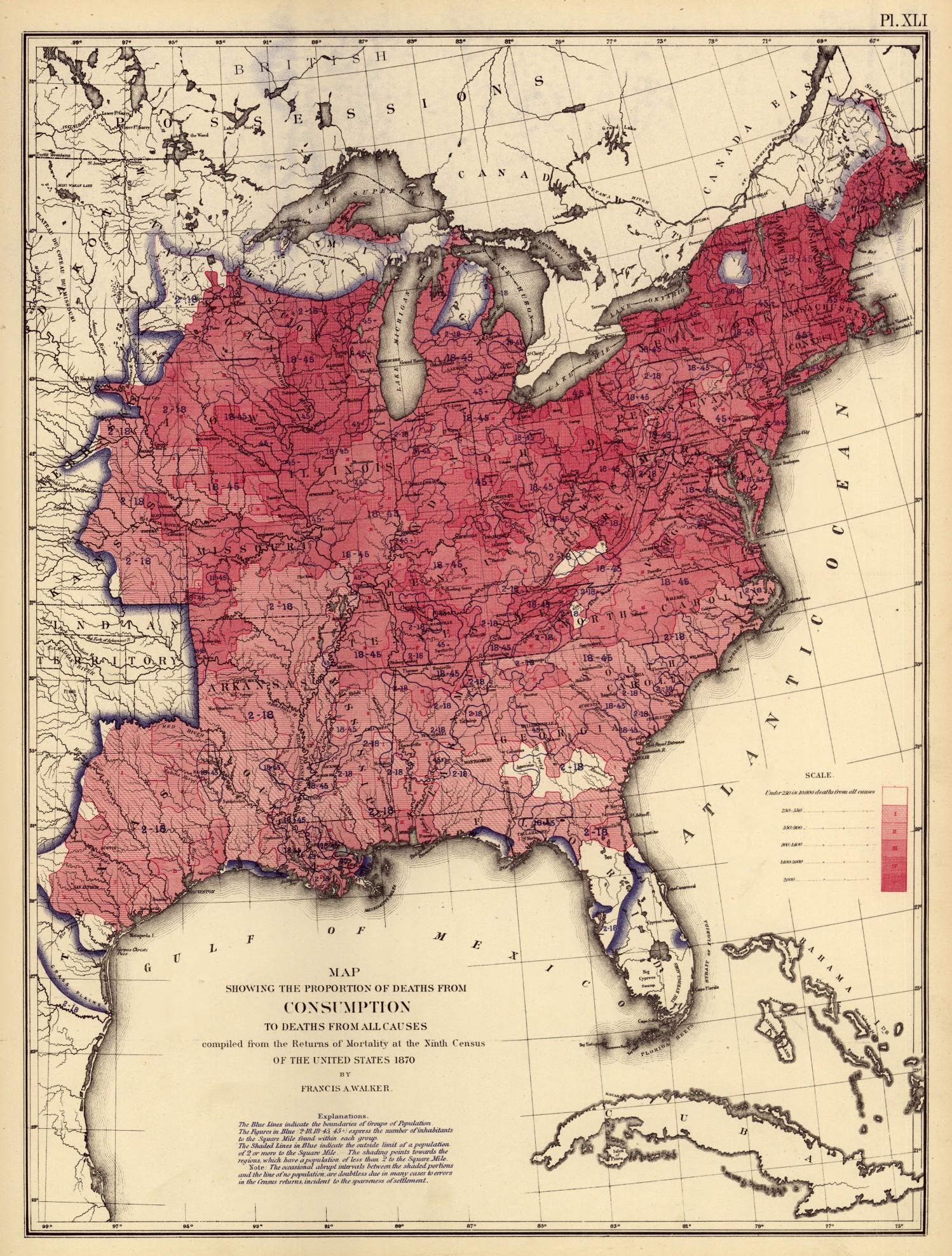 Radicalcartography - Us census map regions