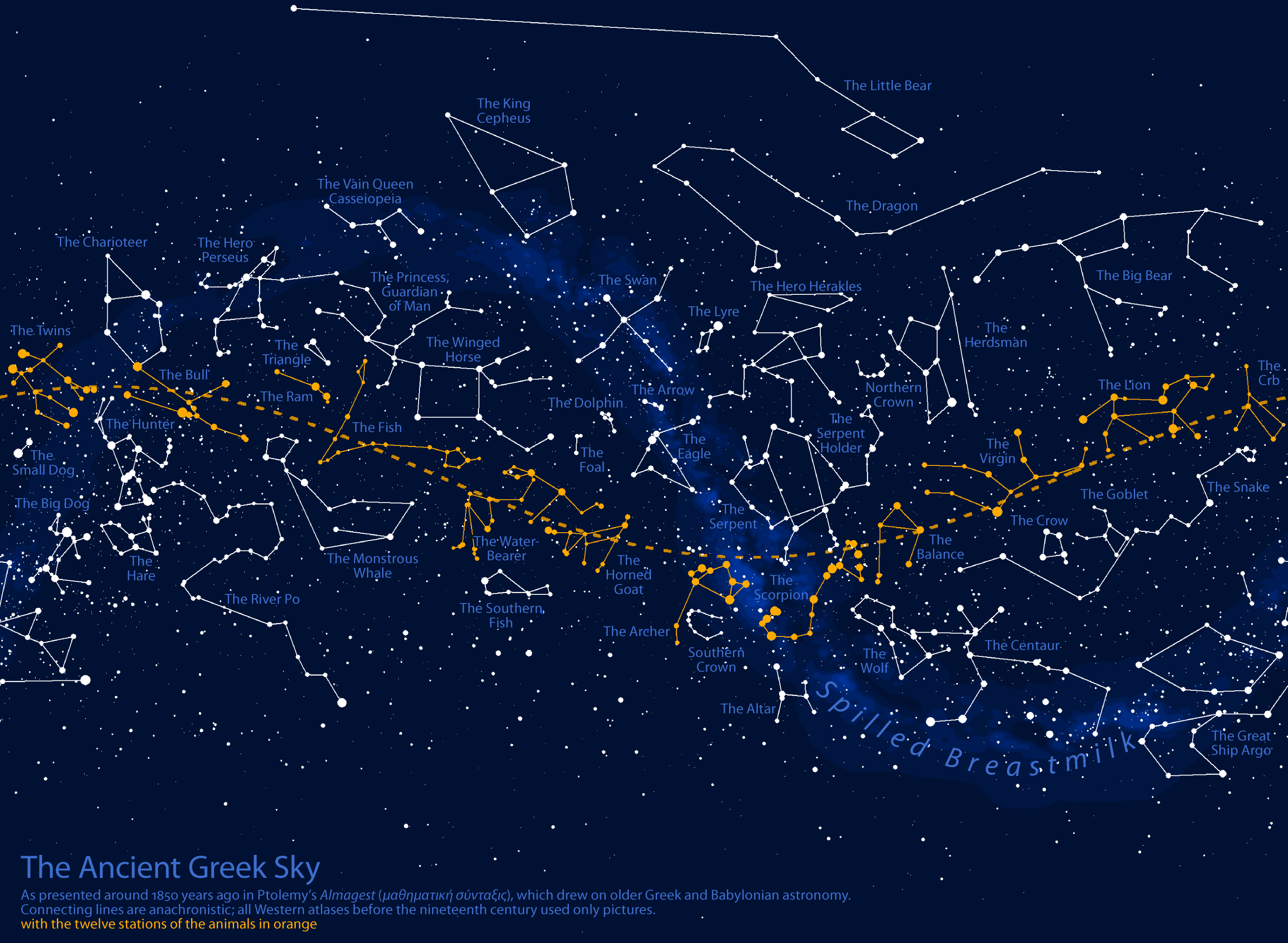 4 the ancient greek sky